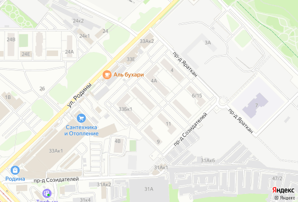 купить квартиру в ЖК Город-парк Новые Горки
