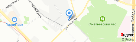Татнефтепроводстрой на карте Казани