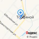 Торфяной дом культуры на карте Кирова