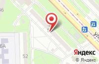 Схема проезда до компании Центр Кадрового Аутсорсинга в Казани