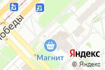 Схема проезда до компании Металлист, ЖСК в Казани