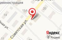 Схема проезда до компании Звениговский мясокомбинат в Торфяном
