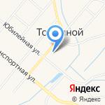 Отделение почтовой связи на карте Кирова