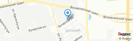 Стандарт Строй на карте Казани