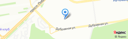 Детская музыкальная школа №22 на карте Казани