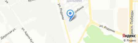 МАШтрейдинг на карте Казани