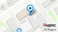 Компания Метоп на карте