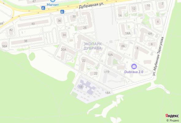 ЖК Экопарк Дубрава