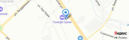 Айлен на карте Казани