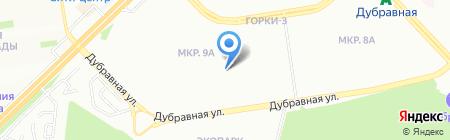 Метеостанция Казань на карте Казани