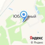 Лугоболотная школа искусств на карте Кирова