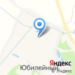 Лугоболотная средняя общеобразовательная школа на карте Кирова