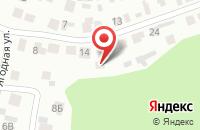 Схема проезда до компании Рождественский в Ямном