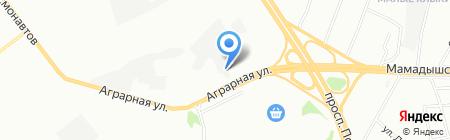 АлмазБурСтрой на карте Казани