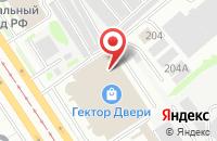 Схема проезда до компании ТМГрупп в Казани