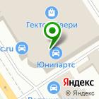 Местоположение компании Технопроф