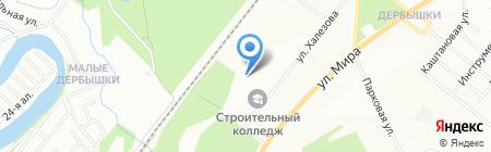 Детский сад №76 Росинка на карте Казани