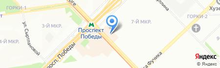 Ол!Гуд на карте Казани