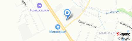 Гипроэнергострой на карте Казани