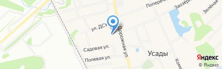 КазМетКомплект на карте Столбища