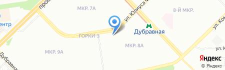 Звениговские колбасы на карте Казани