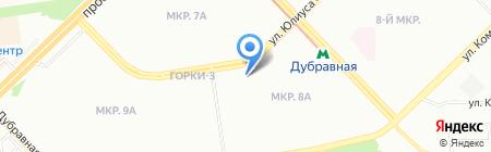 Рандеву на карте Казани