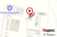 Схема проезда до компании АПЛАСТ в Подстепках