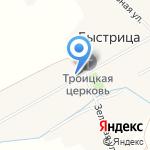 Магазин №40 на карте Кирова