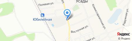 Парк-Сервис на карте Столбища