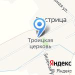 Хозяюшка на карте Кирова