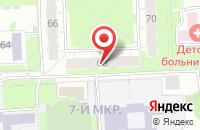 Схема проезда до компании Фирма «Гамма-Престиж» в Казани