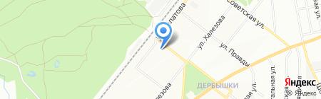 Банкомат АК БАРС БАНК на карте Казани