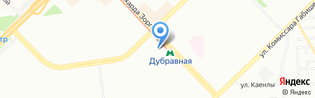Магазин игрушек на ул. Рихарда Зорге на карте Казани