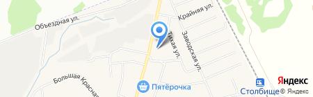 ТехноРемСтрой-Казань на карте Столбища