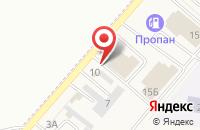 Схема проезда до компании Амати в Приморском