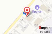 Схема проезда до компании Алеол в Приморском