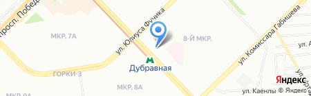 Фармакопейка на карте Казани