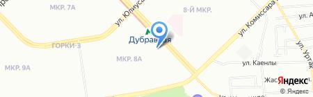 Лайф-Мед на карте Казани