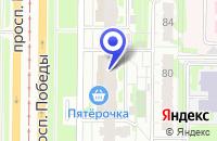 Схема проезда до компании САЛОН АЛЕКСАНДРИЙСКИЕ ДВЕРИ-КАЗАНЬ в Казани