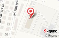 Схема проезда до компании ТЕЛСТАР в Приморском