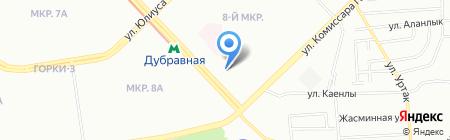 Планета Антенн на карте Казани