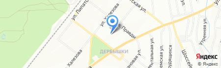 Аварийно-диспетчерская служба на карте Казани