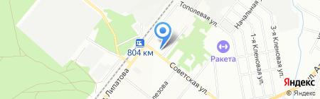 Вавилон-С на карте Казани