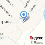 Участковый пункт полиции пос. Торфяной на карте Кирова