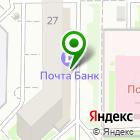 Местоположение компании ВИОЛА