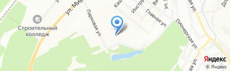 Детский сад №59 на карте Казани