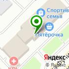 Местоположение компании ЧУДО-ПРАЗДНИК