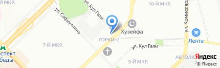 Строим дом на карте Казани
