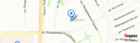 Опорный пункт общественного порядка Отдел полиции №13 Азино-2 на карте Казани
