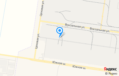 Местоположение на карте пункта техосмотра по адресу Самарская обл, г Тольятти, ш Южное, влд 36